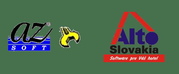 AZ soft, Alto Slovakia logo