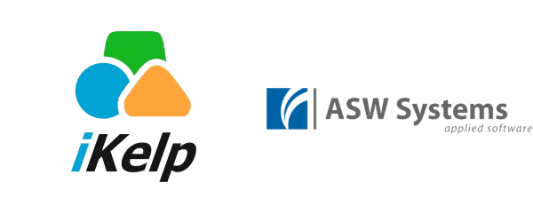 iKelp, ASW Systems logo