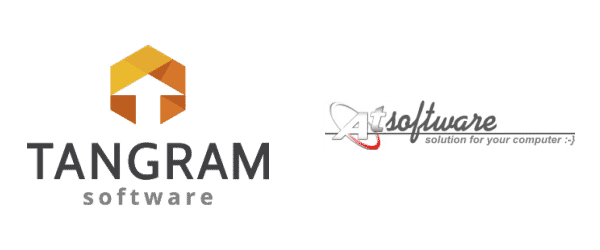 Tamgram, At software logo