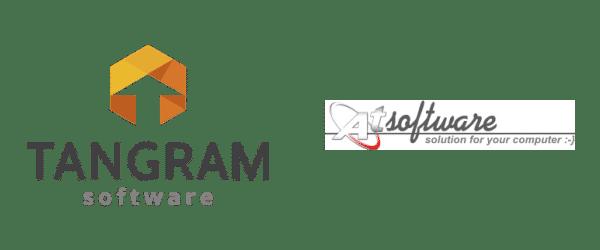 Tamgram, At software logo