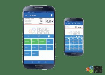Mobilná aplikácia Fiskalpro