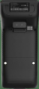 N86 eKasa s platobným terminálom pohľad zozadu