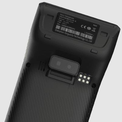 skener QR a EAN kódov N86